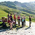 Grand perron des encombres- maurienne- 2825 m
