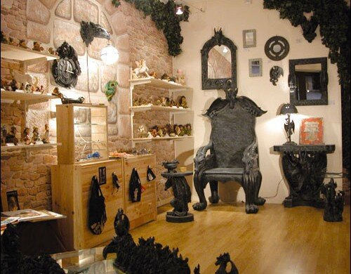 Les nouveaux produits de la boutiqe du temple du medium voyant marabout du monde