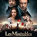 Les miserables - le film