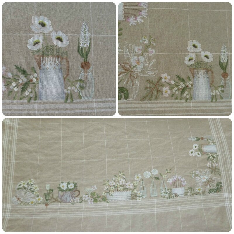 collage nappe