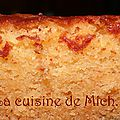 Cake à l'orange et chocolat