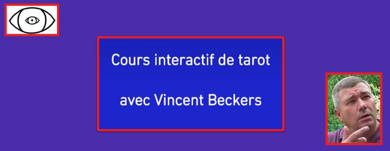 vincent beckers cours interactif tarot en ligne