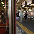 近鉄6200系 Takidanifudo station, Kintetsu Nagano line