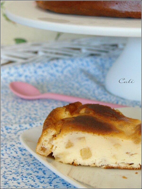 Gâteau Essentiel 0% à l'Ananas Confit 004