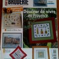 Ouvrages broderie n° 41
