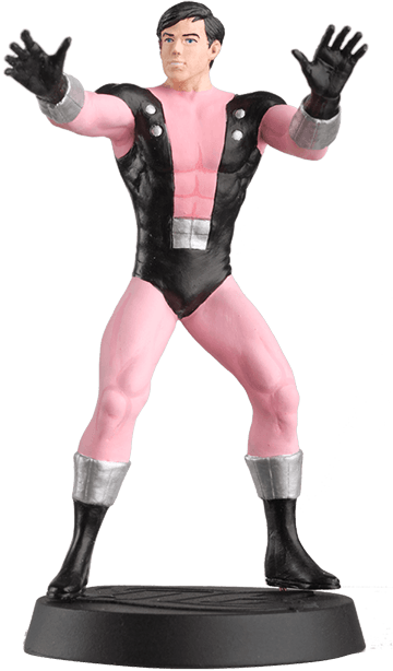 eaglemoss DC cosmic boy