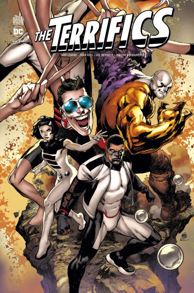 Urban DC The Terrifics