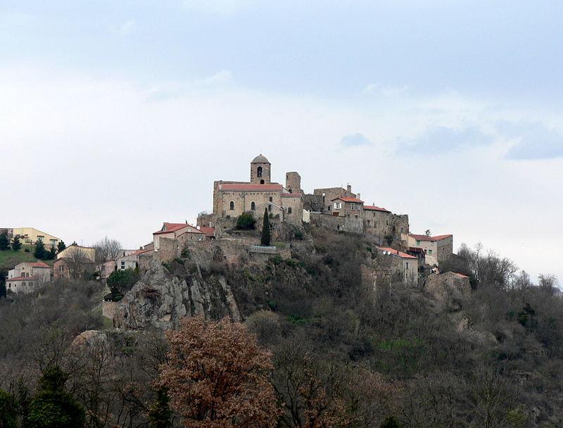 village de Saint-Yvoine