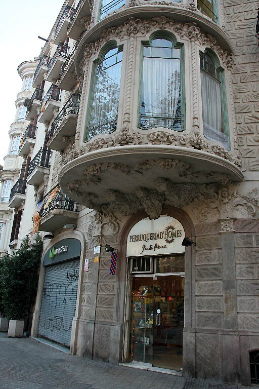 Barcelone - Eixample_6846