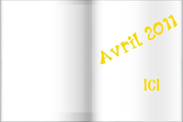 AVRIL 2011 BOOK