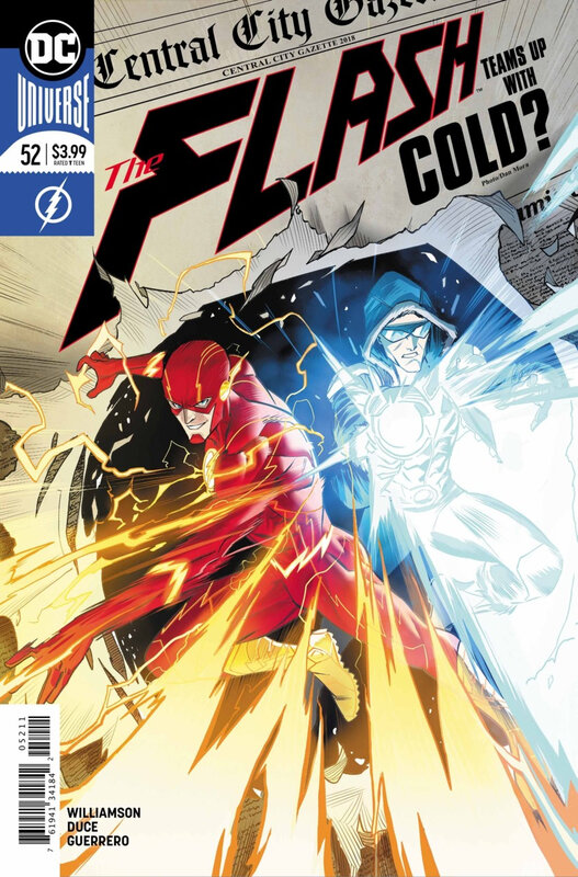 rebirth flash 52