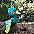 Le doudou colibri (avec l'aimable autorisation d'elen lescoat)
