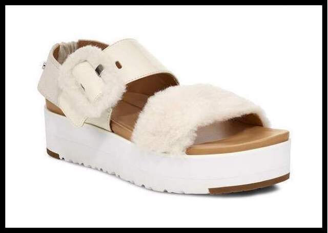 ugg sandale fluff 6