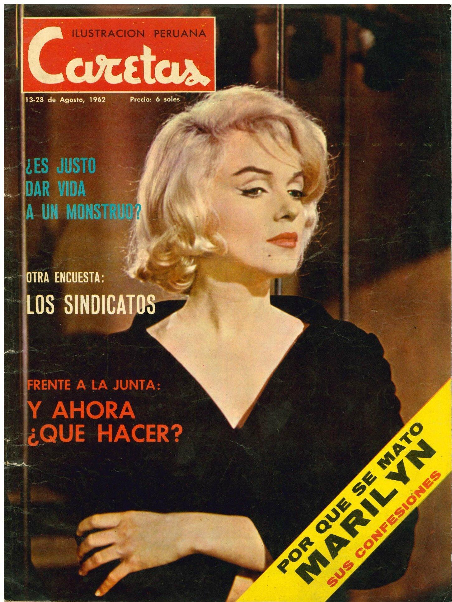 Caretas (Arg) 1962