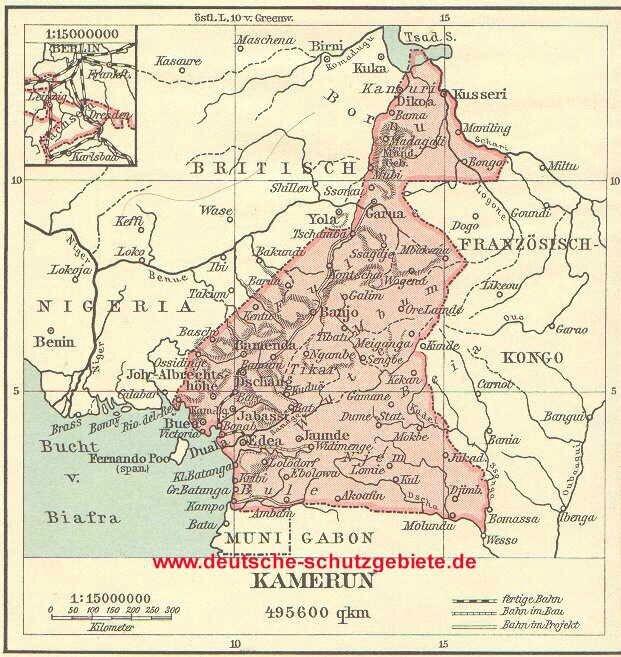 KamerunKarte1912