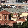 Barcelone, vue Park Joan Miro_6121