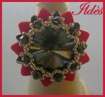 bague triangles 1