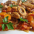 Osso-buco traditionnel