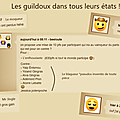 🎲 animations guilde