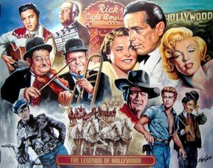 art_The_legends_of_Hollywood_1