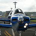 Aéroport Tarbes-Lourdes-Pyrénées: France - Air Force: Socata TB-30 Epsilon: F-SEXR: MSN 101.