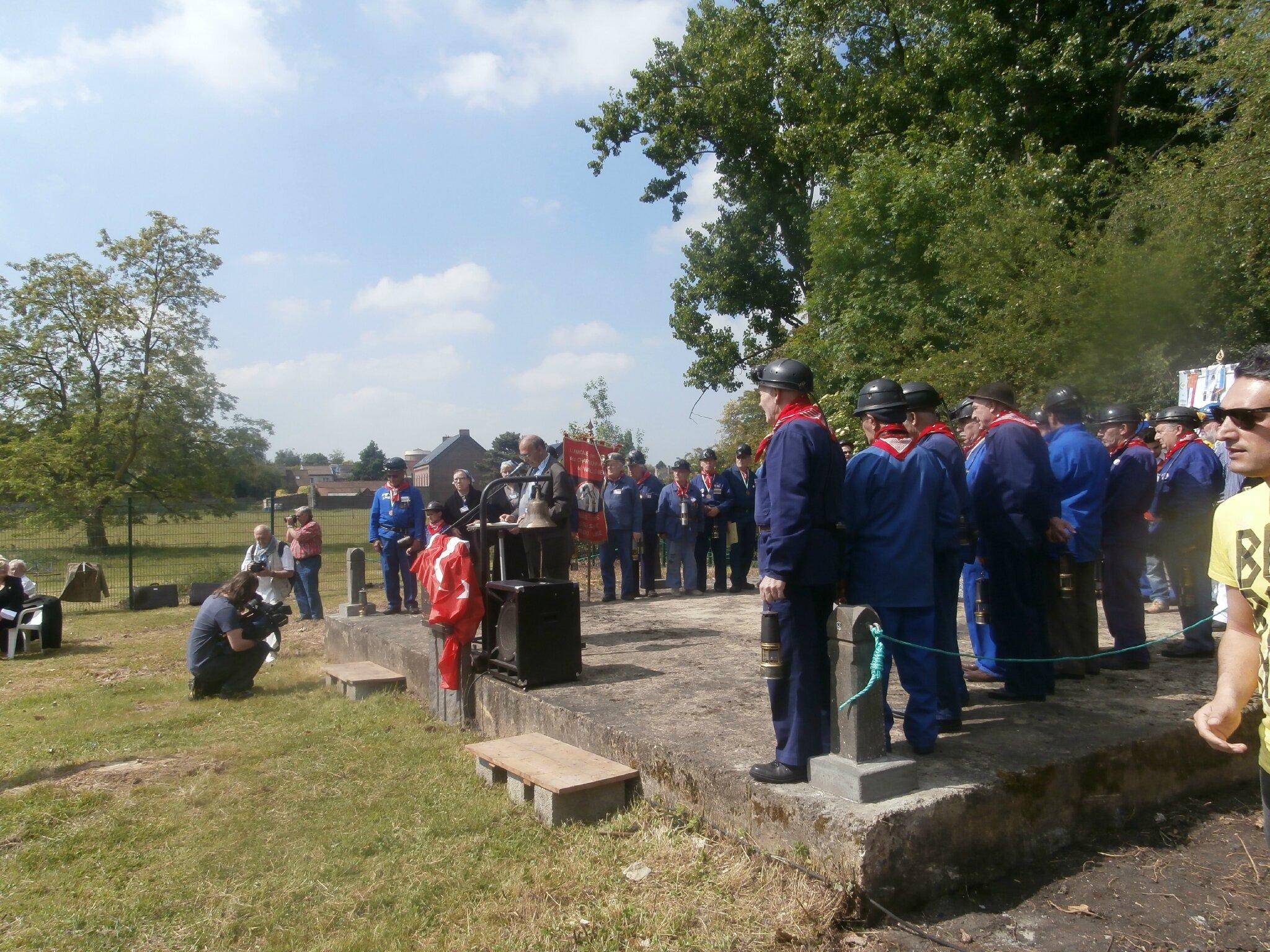 Fief Commémoration 2014 - P5176560