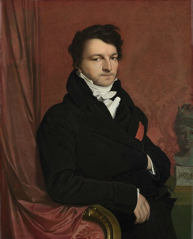 Jean-Auguste-Dominique Ingres, 'Monsieur de Norvins', 1811-12