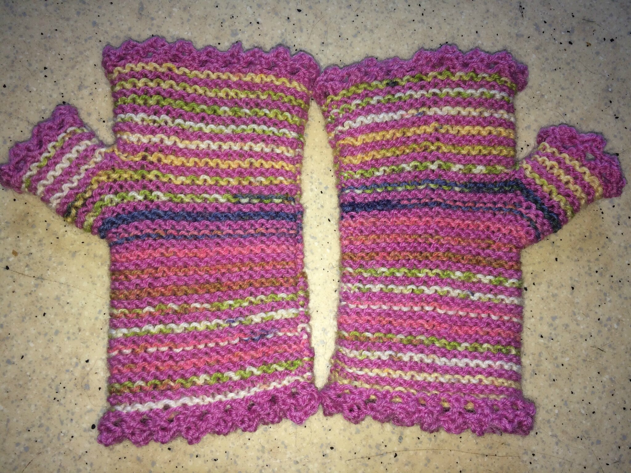 Prisma mitts, version enfant