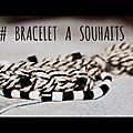 Diy # bracelet à souhaits