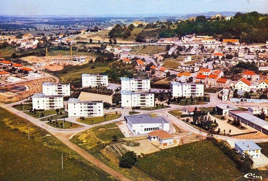 Sanvignes-les-Mines (Agglomération de Montceau Le Creusot)