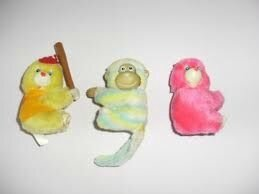 LES PELUCHES PINCE