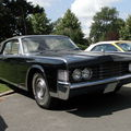 Lincoln continental convertible sedan 1965