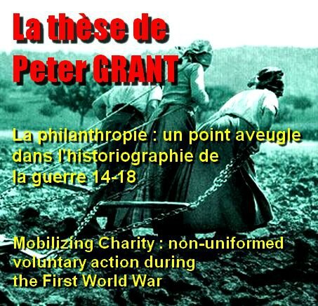 la philanthropie point aveugle de la WW1