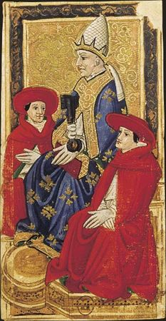 Tarot_dit_de_Charles_VI_le_pape