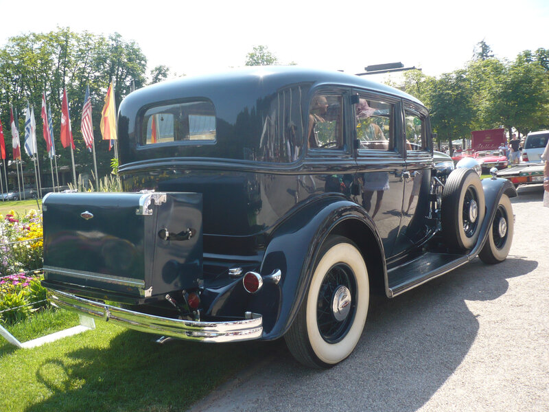 LINCOLN K-series 4door Sedan 1932 Baden Baden (2)