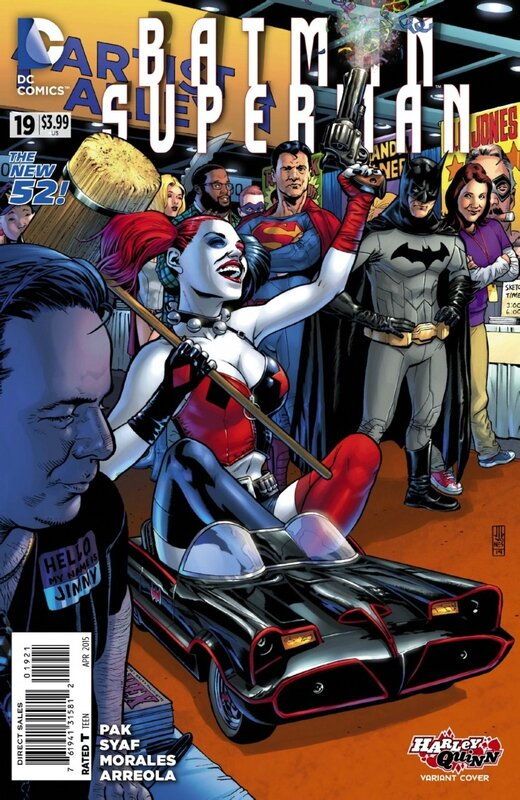 batman superman 19