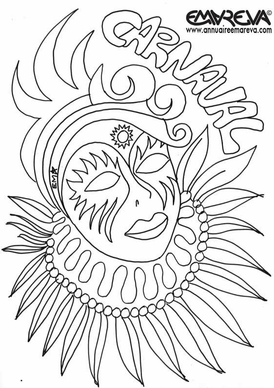brazil carnival coloring pages - photo#20