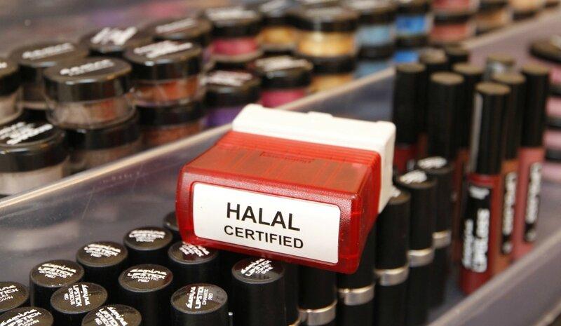 Halal rouge à lèvres