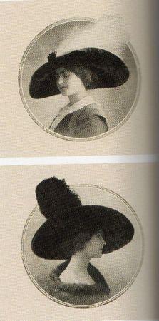 chanel e chapeaux