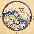 La représentation du géographe andalou ' Al-Idrisi's