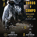 Toros y campo 2019 - billeterie individuelle ouverte...