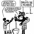 droit de l homme humour