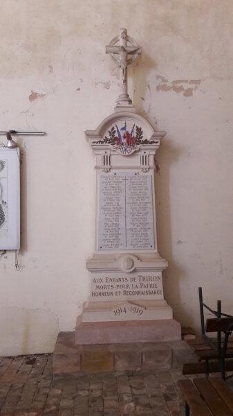 28480 - Thiton - église
