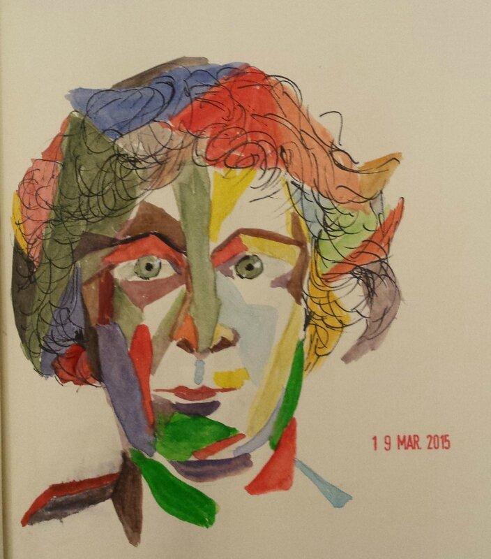 Autoportrait 19 19 03 2015