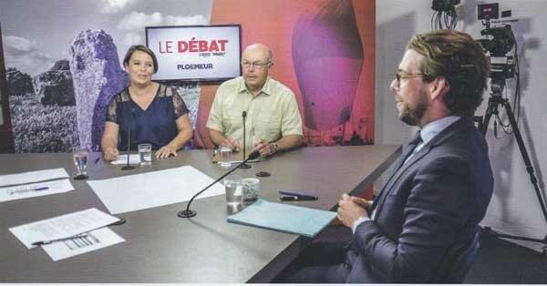 Ploemeur en débat sur Tébésud