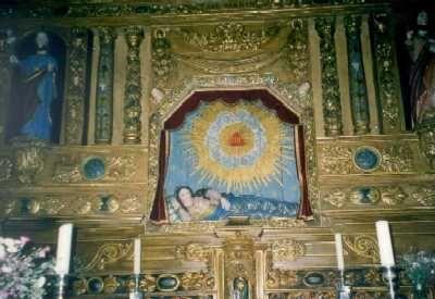 Le Yaudet, Chapelle Notre Dame du Yaudet