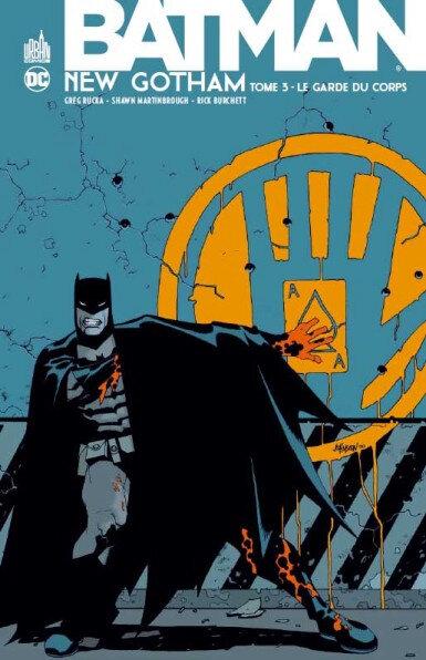 DC classique batman new gotham 03 le garde du corps