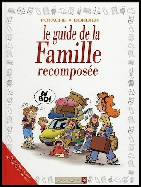 le guide de la famille recomposee 01