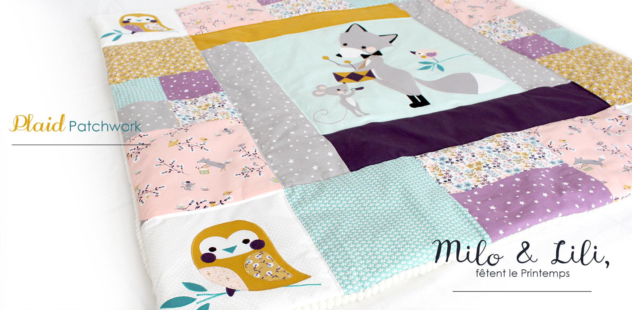Couture Tapis De Sol Bébé créations pour enfants et +