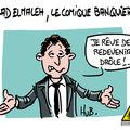 Gad elmaleh : le comique banquier